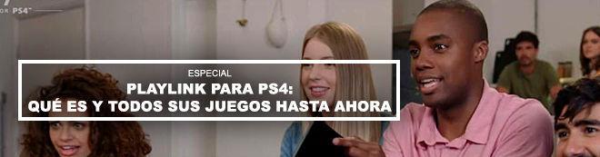 Playlink para PS4: Qué es y todos sus juegos hasta ahora