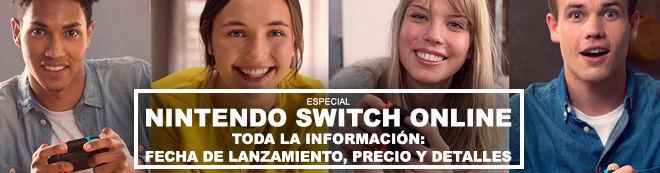 Nintendo Switch Online TODA la información: fecha de lanzamiento, precio y detalles