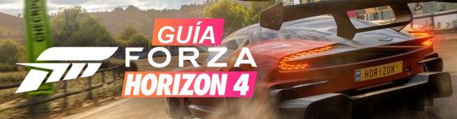 Guía Forza Horizon 4, trucos y consejos