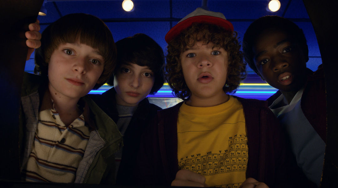 Return Digital wants to develop the game 'Stranger Things' Netflix