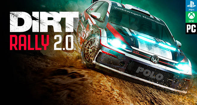 impresiones dirt rally 2 0 ps4 pc xbox one vandal. Black Bedroom Furniture Sets. Home Design Ideas