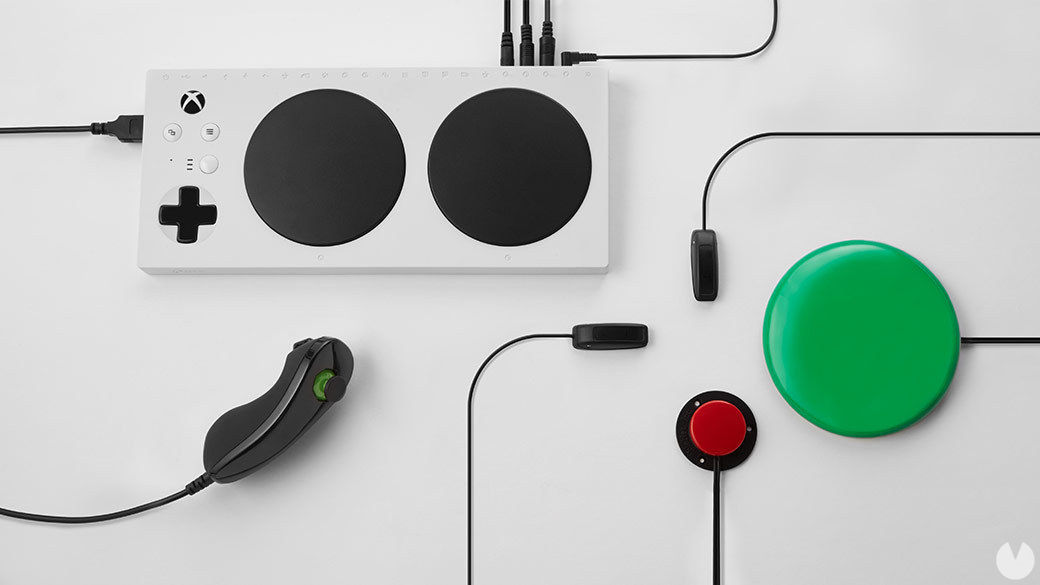 Microsoft introduces its new announcement of the Xbox Adaptive Controller