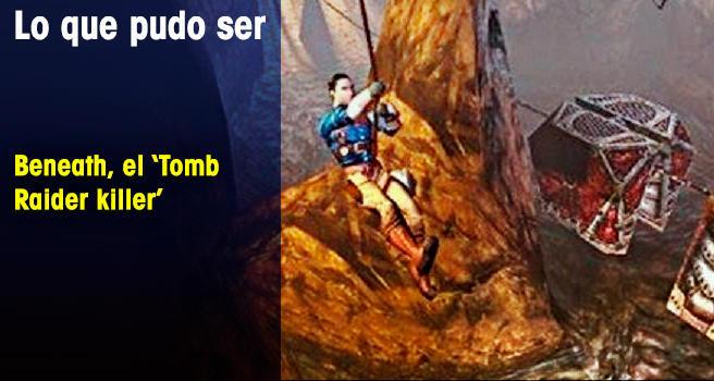 Beneath, el 'Tomb Raider killer'