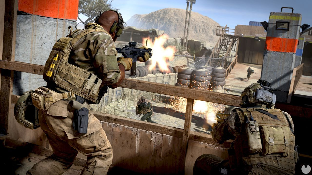 Call of Duty: Modern Warfare details the way Ground War, available in your new beta