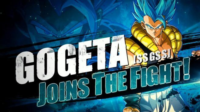 Dragon Ball FighterZ will get Gogeta (SSGSS) on the 26th of September