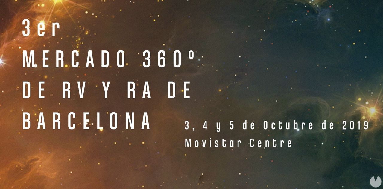 The Market 360-degree virtual reality and augmented reality Barcelona will be held on October 3