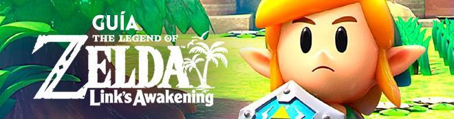 Guía The Legend of Zelda: Link's Awakening, trucos, consejos y secretos
