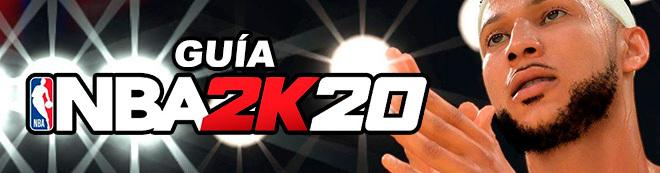 Guía NBA 2K20, trucos, consejos y secretos
