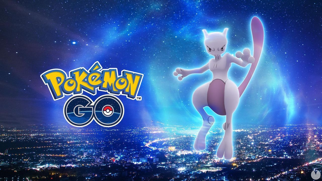 Pokémon Go: you Get to Mewtwo with a special attack Mental Wave to the 23 September