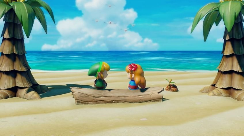 The Legend of Zelda: Link's Awakening is the best-selling game of the week in the United Kingdom