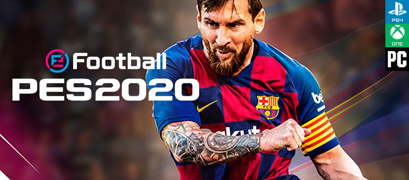 #LoMásVistoDeLaSemana Análisis eFootball PES 2020: fútbol total para cerrar la generación