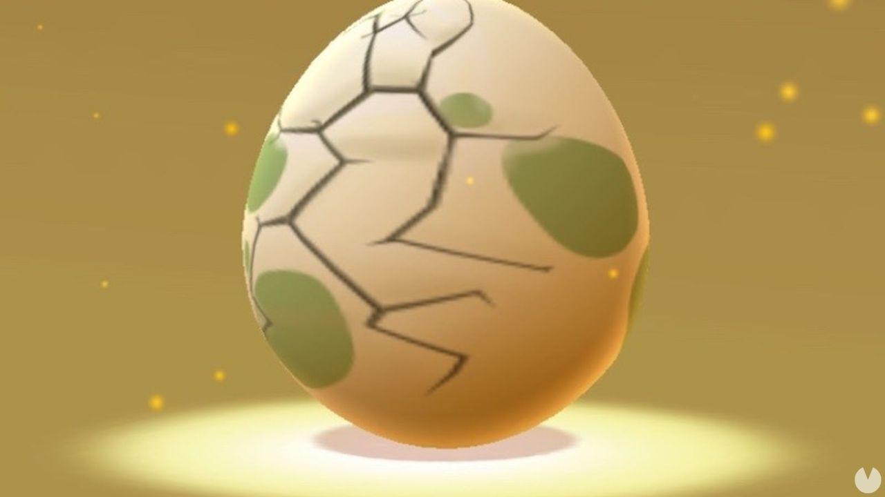 Pokémon GO huevos 2 kilómetros