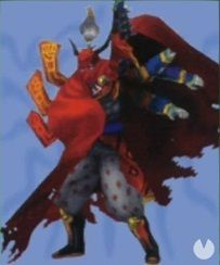 Final Fantasy VIII Remastered - Gilgamesh