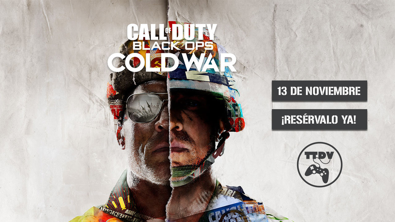 TuTiendaDeVideojuegos abre las reservas para Call of Duty: Black Ops Cold War