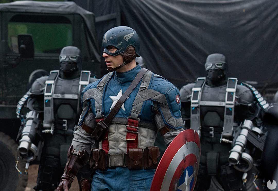 Cronología Capitán América: El primer vengador