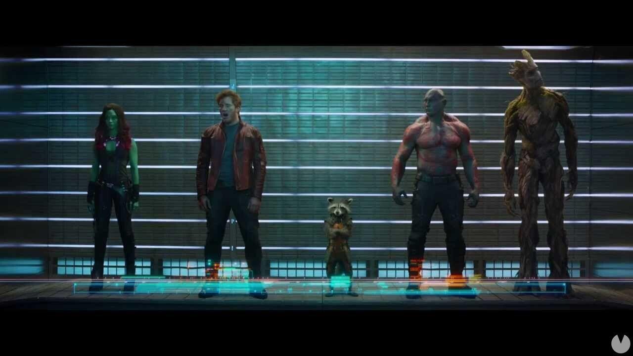 Argumento y cronología de Guardianes de la Galaxia