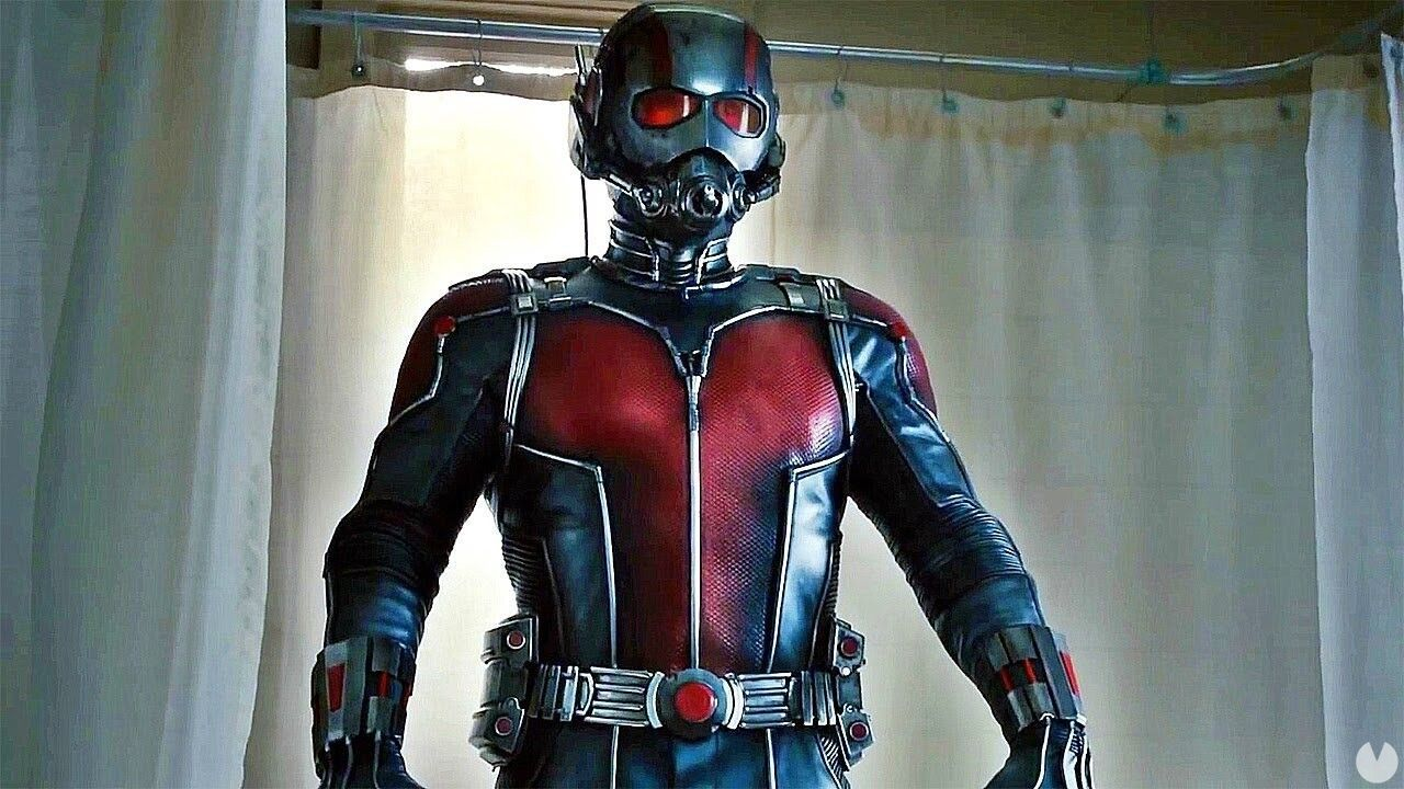Ant-Man historia