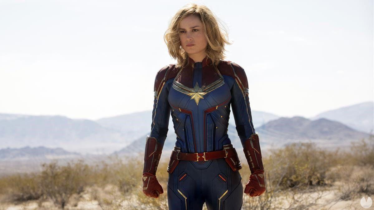 Argumento y orden de Capitana Marvel