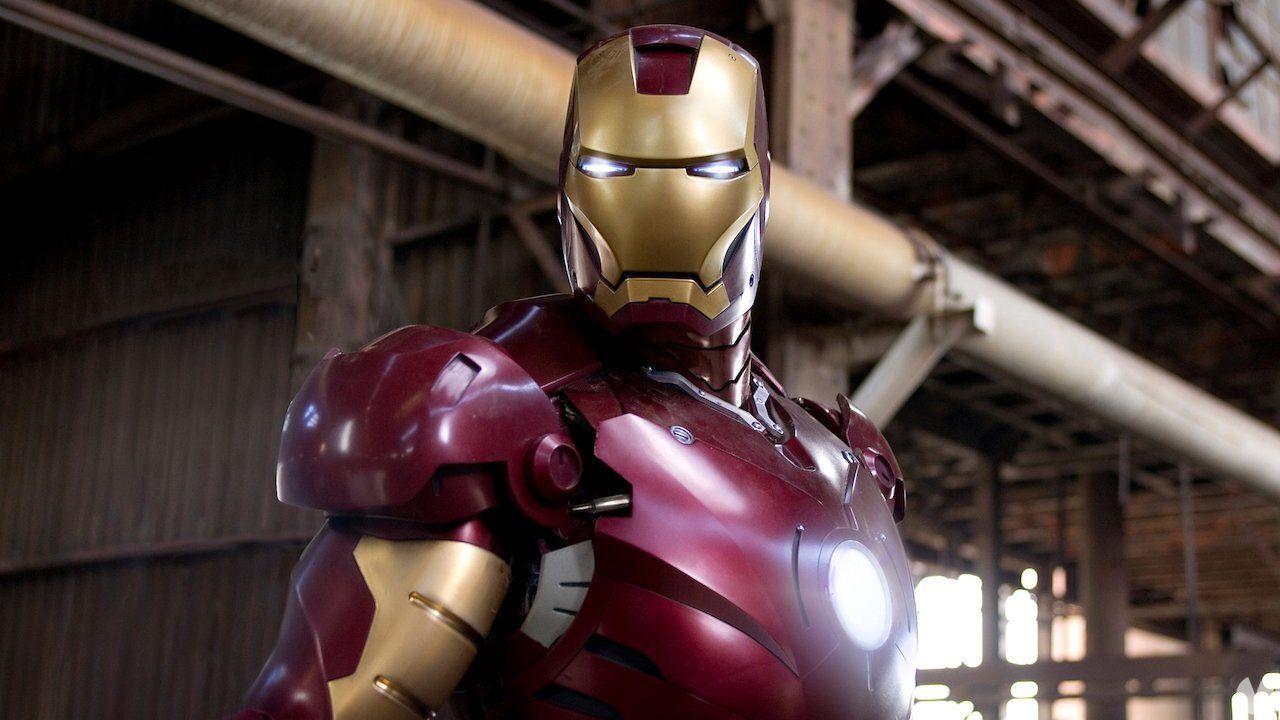 Resumen Iron Man (2008)
