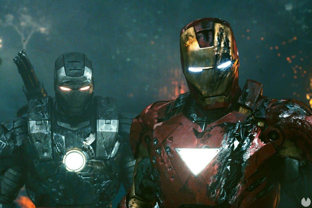 Historia Iron Man 2