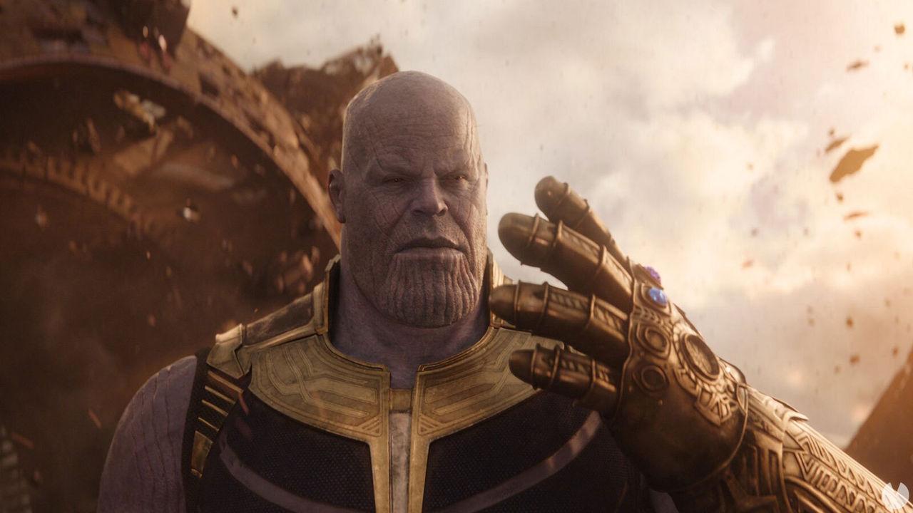 Cronología Vengadores: Infinity War