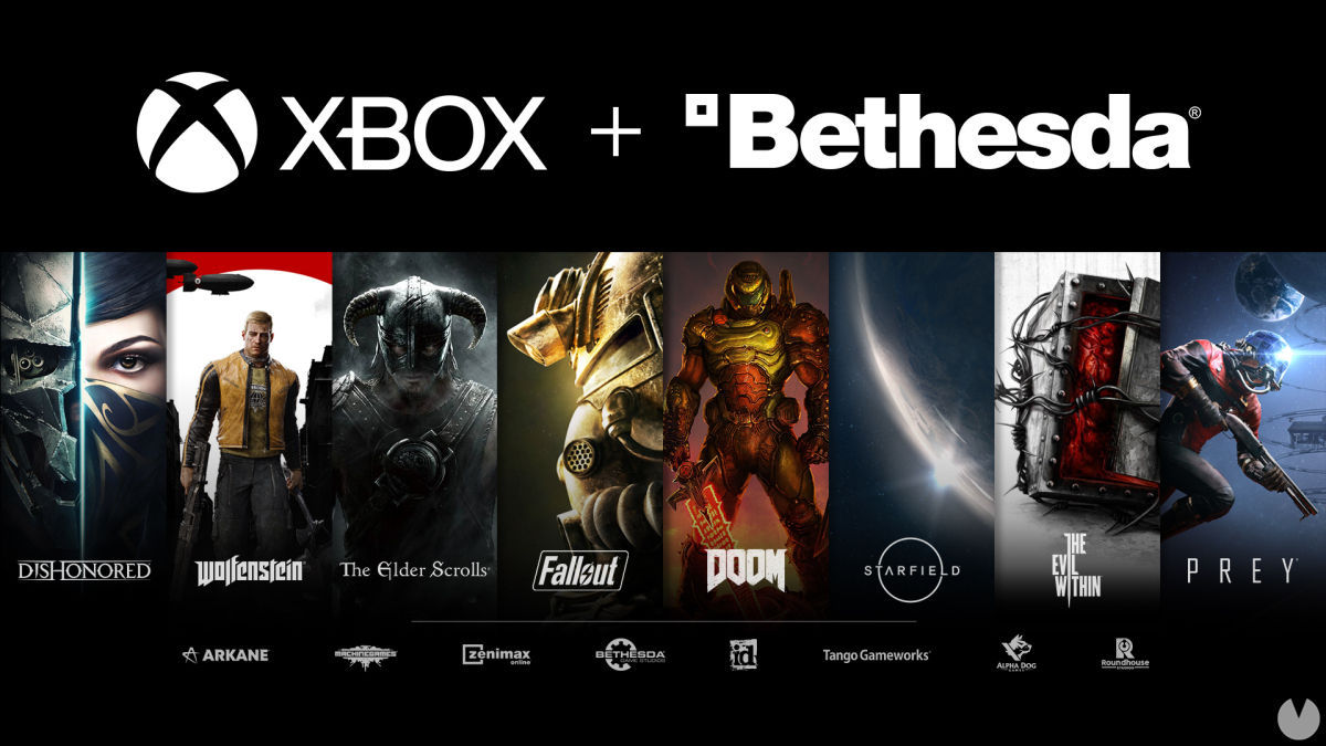 Xbox Game Pass recibirá los juegos del catálogo de Bethesda pronto - Vandal