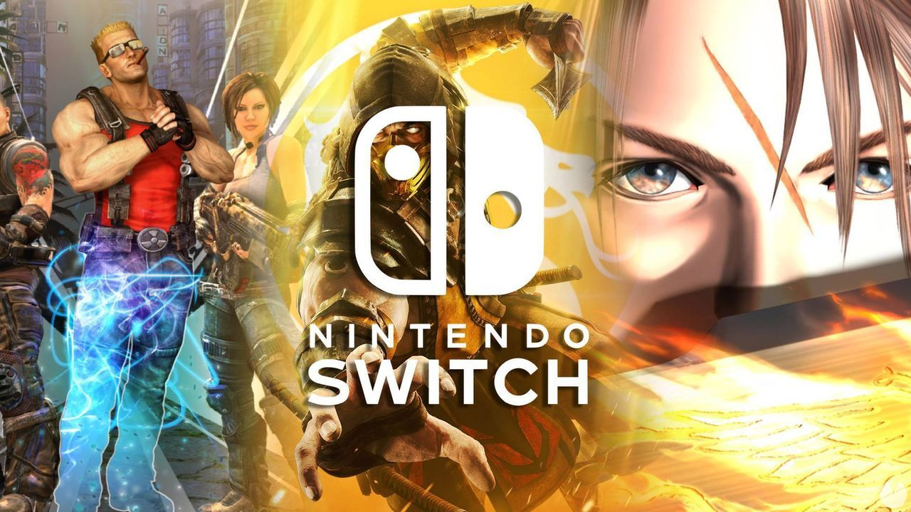 Ofertas Nintendo Switch: Mortal Kombat 11, Dragon's Dogma, toda la saga Final Fantasy y más