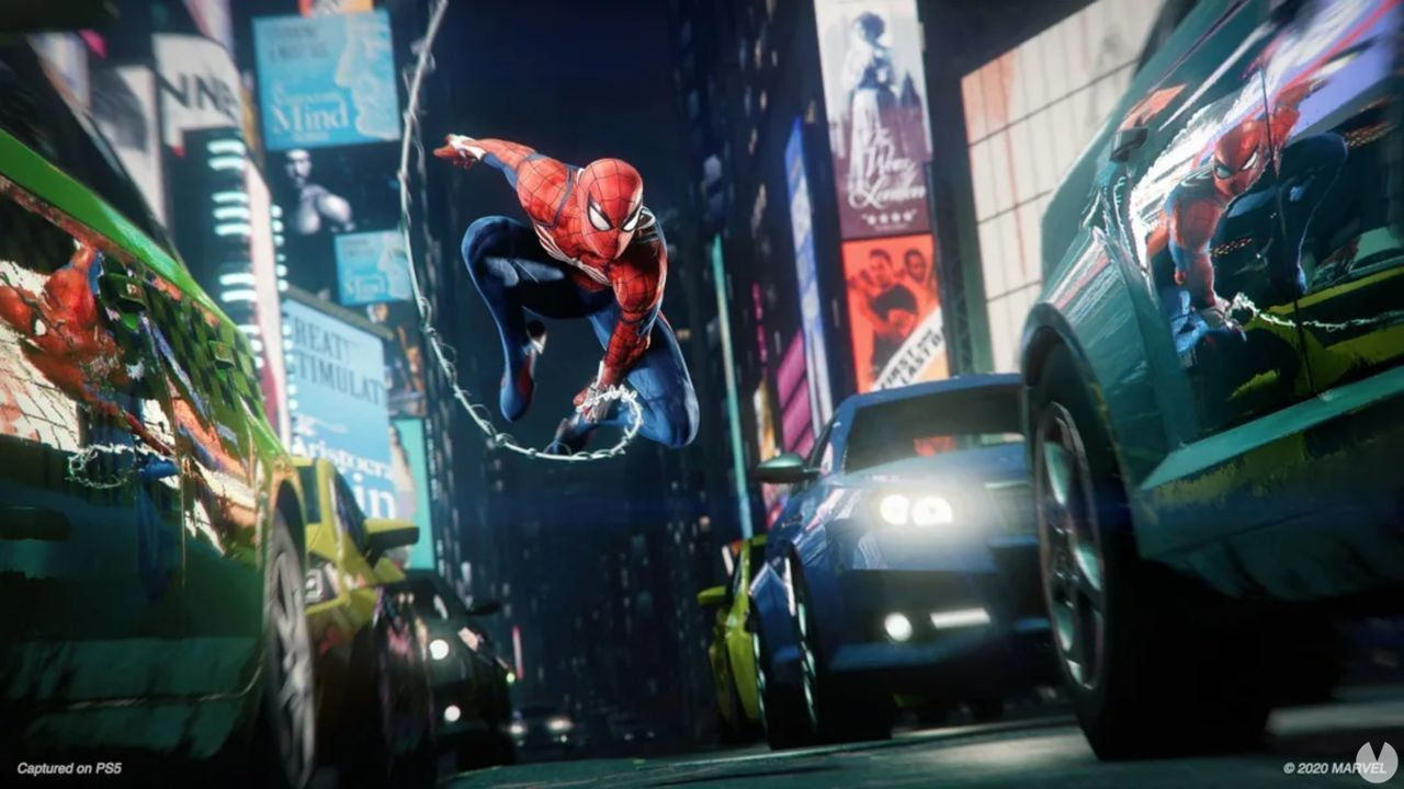 Spider-Man Remastered mostra as suas primeiras imagens, cinemática e gameplay a 60 fps em PS5