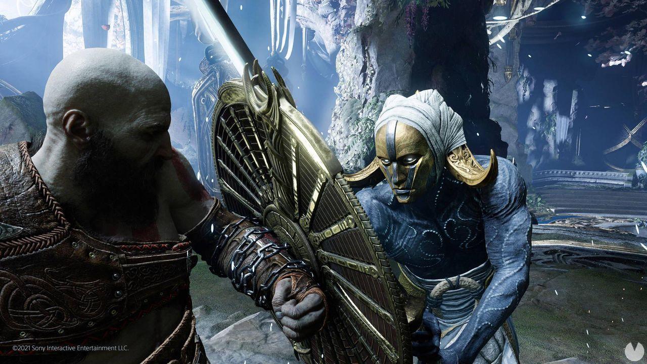 God of War: Ragnarok tendrá nuevas valquirias y un nuevo tipo de enemigo: los Einherjar