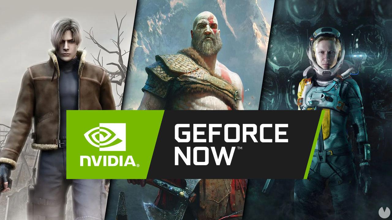 Descubren juegos para PC de Sony, Nintendo y otras compañías en el catálogo de GeForce Now