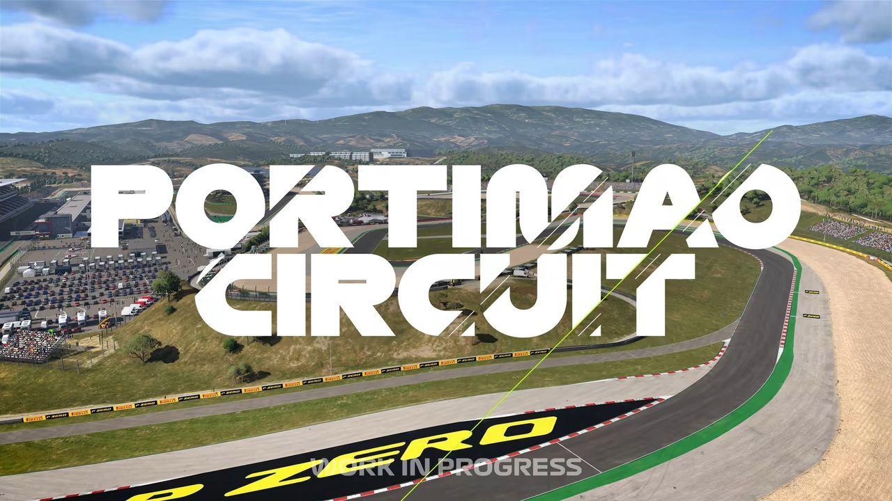 F1 2021 da la bienvenida al circuito de Portimao con una actualización gratuita