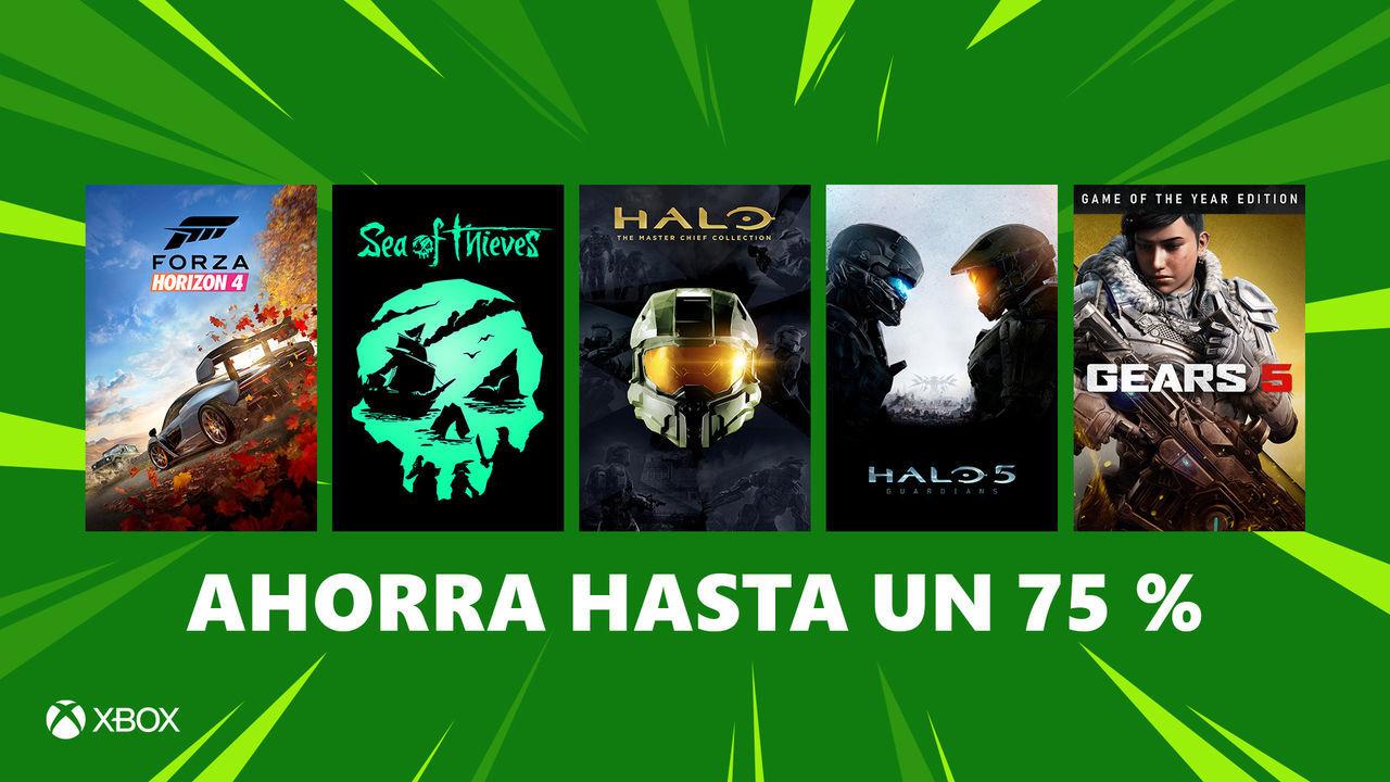 Ofertas Xbox: Assassin's Creed Valhalla, Hitman 3, Gears Tactics, Watch Dogs Legion...