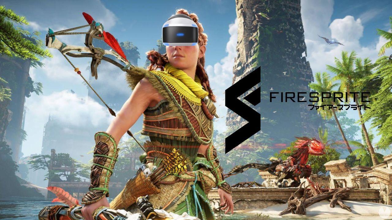 Un Horizon para realidad virtual estaría en desarrollo por Firesprite Studios