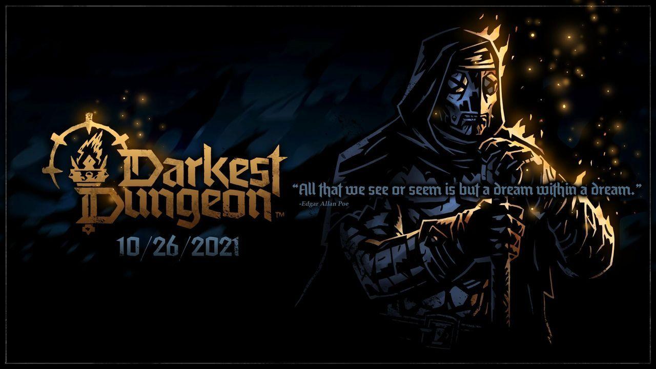 El RPG gótico Darkest Dungeon 2 llega al acceso anticipado el 26 de octubre