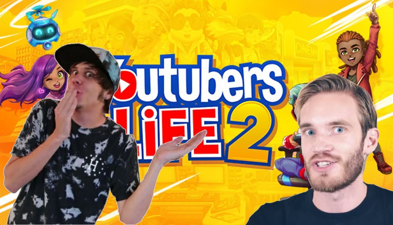 Youtubers Life 2 contará con youtubers reales como PewDiePie o Rubius