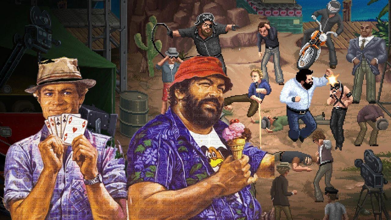 Slaps and Beans 2: La aventura de Bud Spencer y Terence Hill continúa en una secuela
