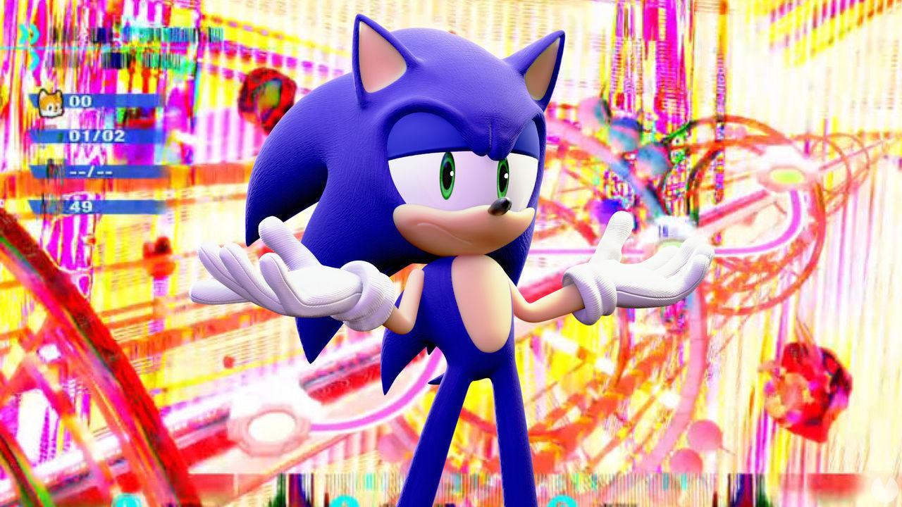 Sonic Colours: Ultimate se actualiza en Switch sin conseguir solucionar todos sus fallos