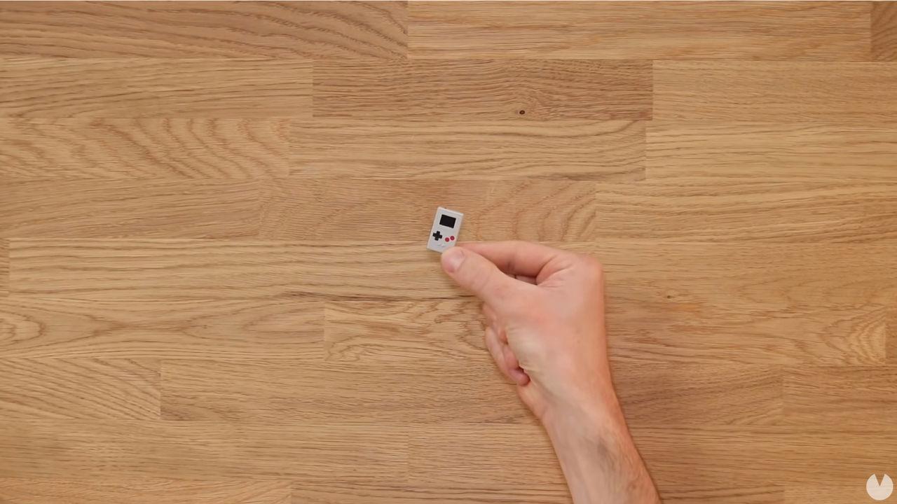 Así es Thumby, la consola-llavero más pequeña del mundo que podrás comprar por 20 dólares