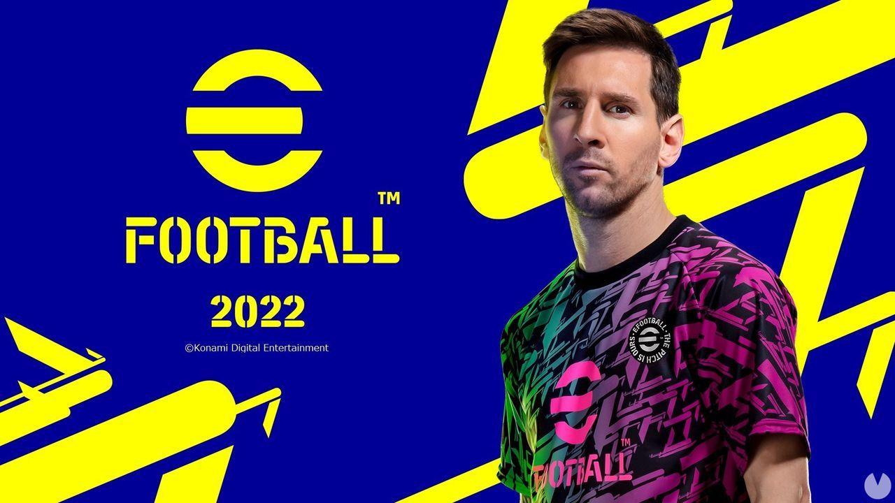 eFootball 2022, el juego de fútbol gratis de Konami, se lanzará el 30 de septiembre