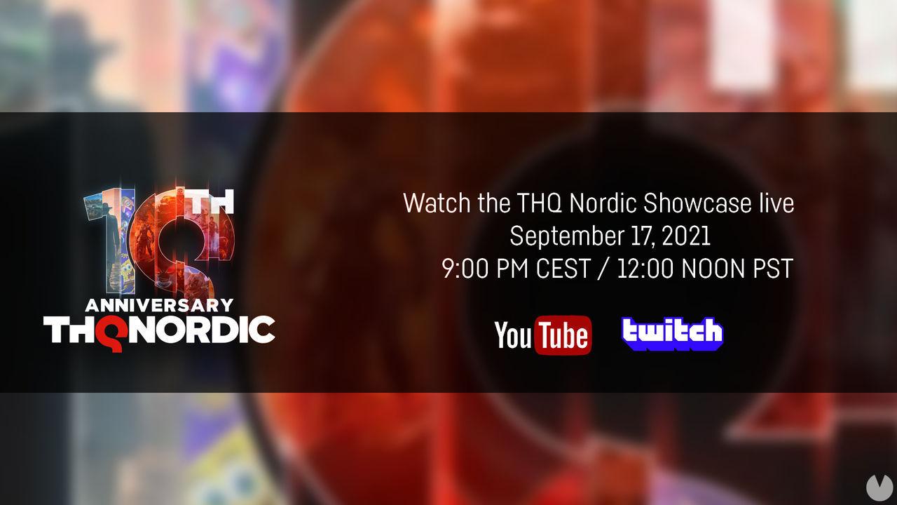 THQ Nordic celebrará su décimo aniversario con seis grandes anuncios el 17 de septiembre