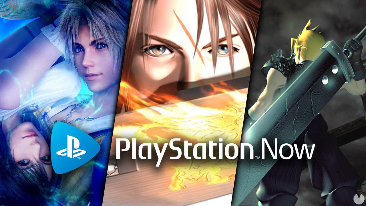 PlayStation Now recibirá cinco juegos de Final Fantasy a partir del 7 de septiembre
