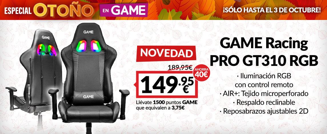 GAME ofertas de otoño en juegos, packs y más