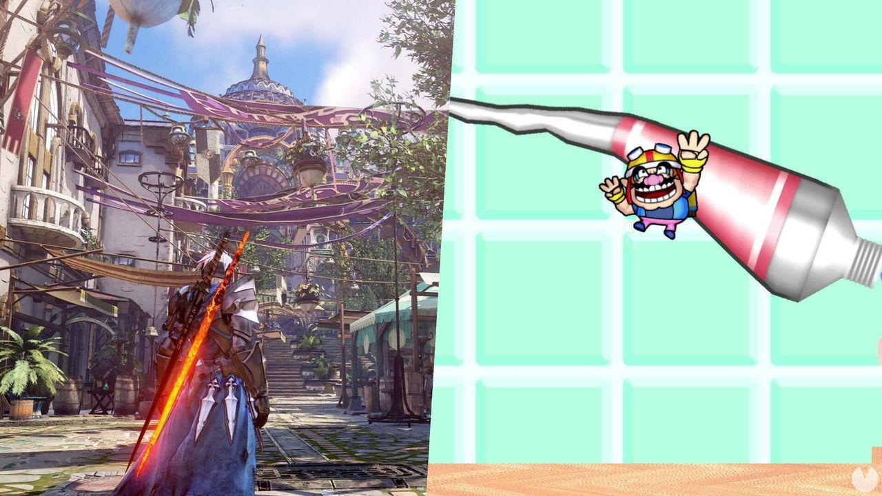 Tales of Arise continúa dominando las ventas japonesas junto a Nintendo Switch