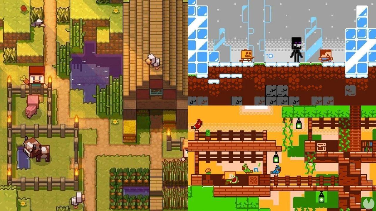 Mojang Studios estaría trabajando en al menos dos nuevos juegos de Minecraft