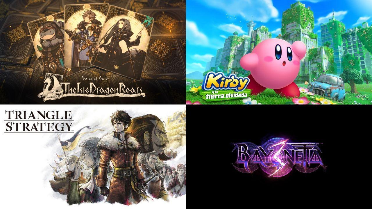 Así queda el calendario de lanzamientos de Switch tras el Nintendo Direct