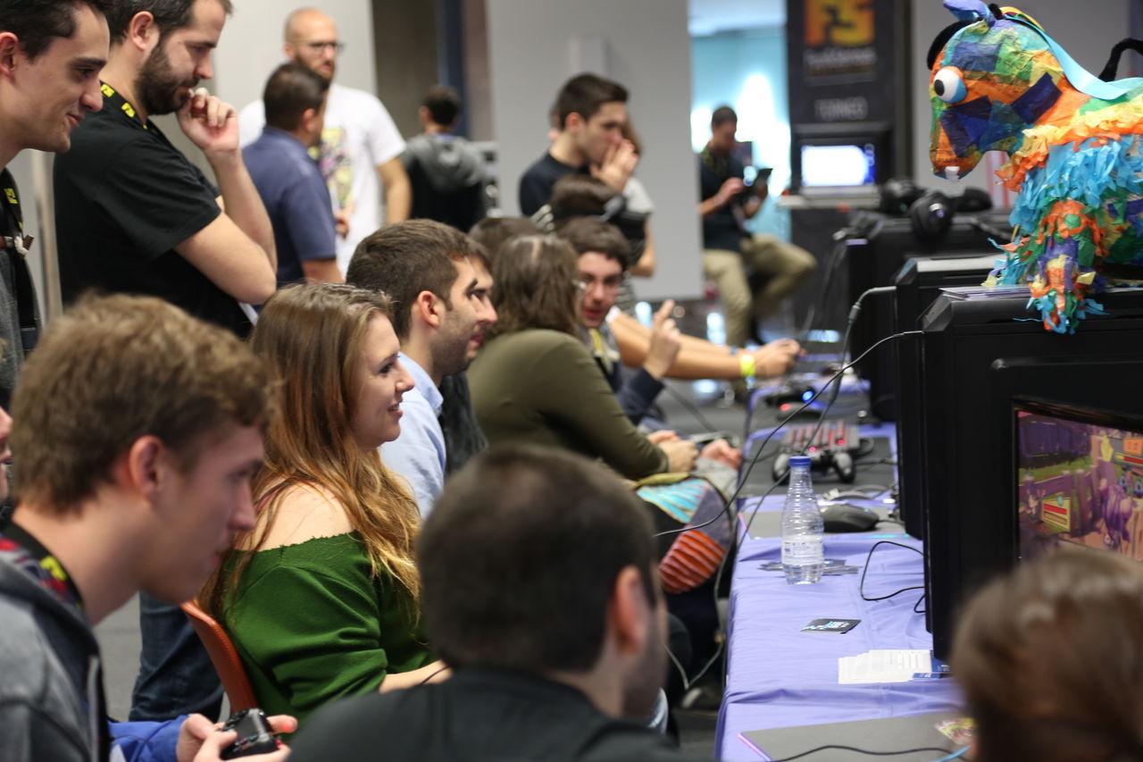 Cómo cursar una formación integral para ser programador de videojuegos