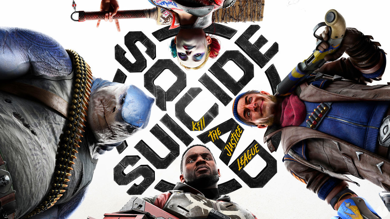 Suicide Squad: Kill the Justice League presenta su ilustración de portada