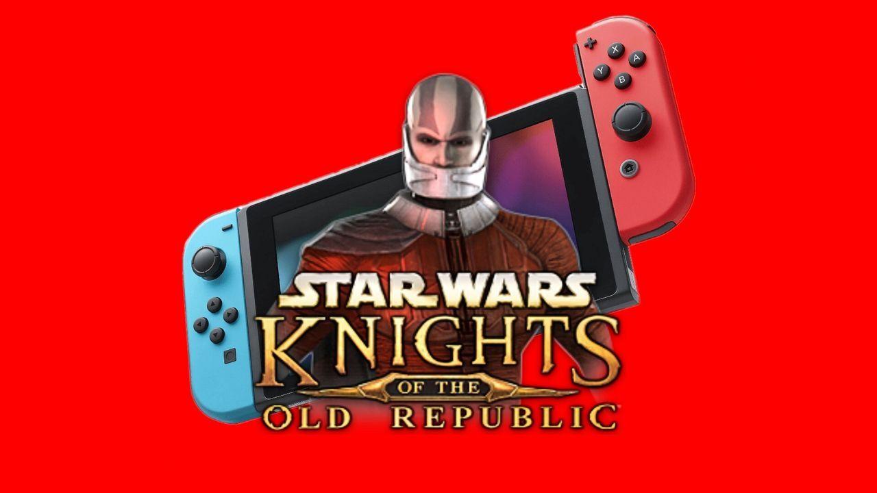 Star Wars: Knights of the Old Republic llega a Switch el 11 de noviembre