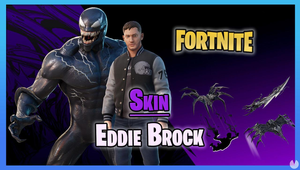Fortnite: Skin de Eddie Brock (Venom) ya disponible - Precios y detalles