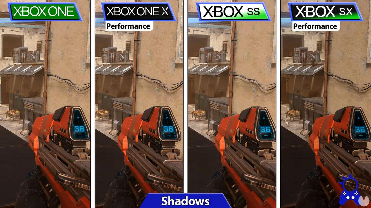 Así es Halo Infinite comparado en Xbox Series X/S vs Xbox One y Xbox One X